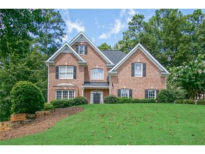 Woodstock GA Single Family Home For Sale: $320,000