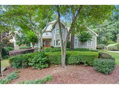 Marietta Single Family Home For Sale: 4225 Kessler Ridge Drive