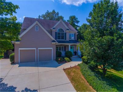 Canton GA Single Family Home For Sale: $329,900