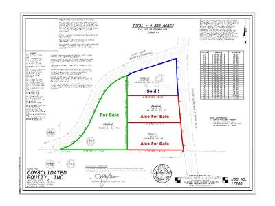 Cumming Residential Lots & Land For Sale: 4716-A Hyde Drive