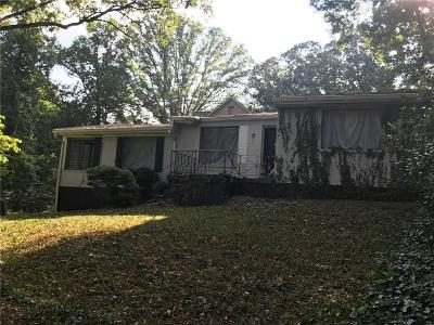 Decatur GA Single Family Home For Sale: $329,900