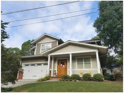 Calhoun Single Family Home For Sale: 102 Buena Vista Drive