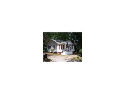 Bremen Single Family Home For Sale: 306 Flint Street