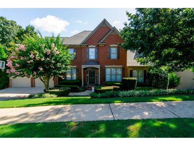 Canton GA Single Family Home For Sale: $339,900