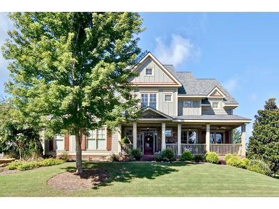 Acworth Single Family Home For Sale: 149 Applewood Lane