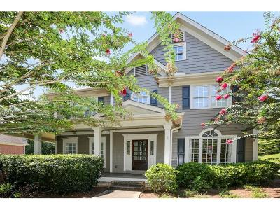 Kennesaw Single Family Home For Sale: 4843 Registry Drive