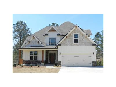 Cartersville Single Family Home For Sale: 6 Greystone Way