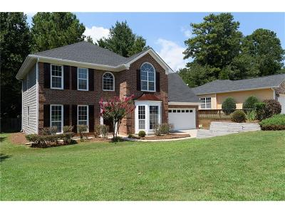 Alpharetta Single Family Home For Sale: 11050 Taylors Spring Place