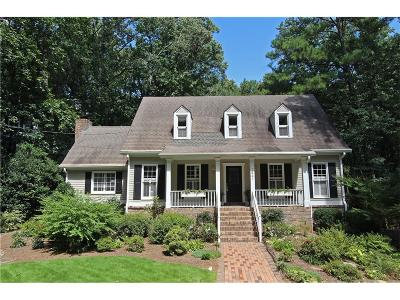 Single Family Home For Sale: 3641 Tanglewood Drive SE
