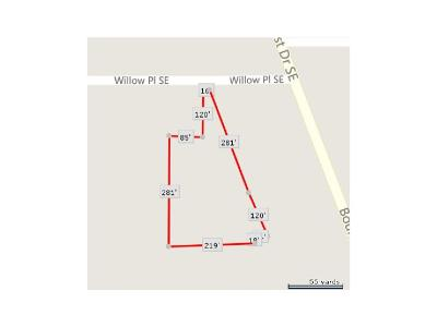 Residential Lots & Land For Sale: 1381 Willow Place