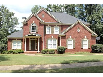 Kennesaw Single Family Home For Sale: 2699 Blairsden Place NW