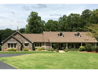 Carroll County, Douglas County Single Family Home For Sale: 8390 Jenkins Road