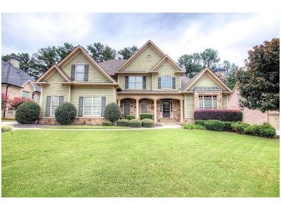 Grayson Single Family Home For Sale: 732 Heritage Post Lane