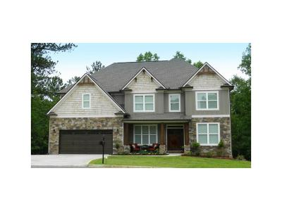 Cartersville Single Family Home For Sale: 15 Greystone Way