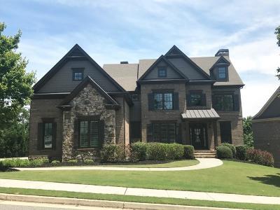 Cumming Single Family Home For Sale: 3135 Seven Oaks Drive