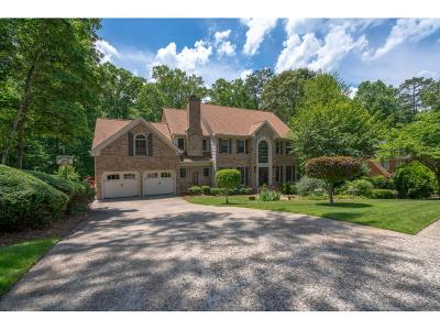 Roswell Single Family Home For Sale: 240 Shallow Springs Court