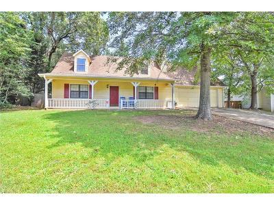 Single Family Home For Sale: 1451 Glynn Oaks Circle SW