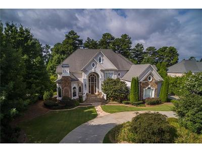 Duluth, Dacula Single Family Home For Sale: 2838 Grey Moss Pass