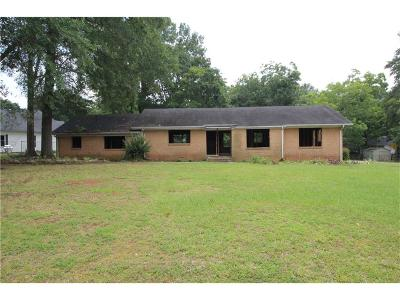 Palmetto Single Family Home For Sale: 530 Toombs Street