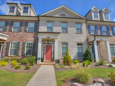 Roswell  Condo/Townhouse For Sale: 3007 Vickery Trace