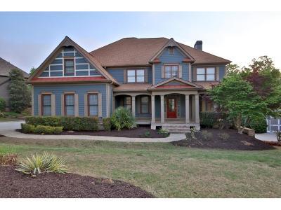 Canton Single Family Home For Sale: 517 Crested Hawk Ridge