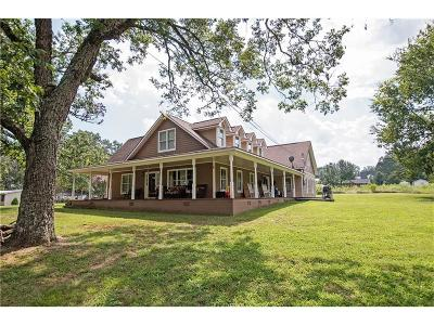Calhoun Single Family Home For Sale: 203 Owens Chapel Road