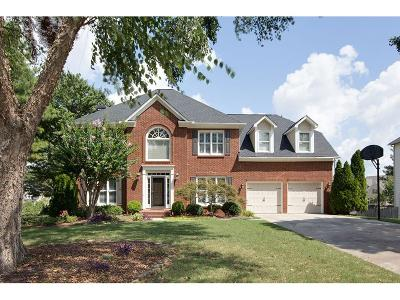Roswell Single Family Home For Sale: 110 Larney Court