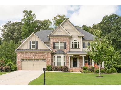 Marietta GA Single Family Home For Sale: $405,000