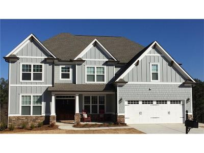 Cartersville Single Family Home For Sale: 7 Greystone Court