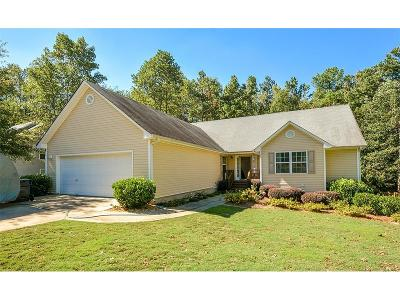 Dawsonville Single Family Home For Sale: 27 Pine Tree Drive