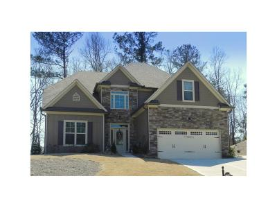 Cartersville Single Family Home For Sale: 25 Rock Ridge Court