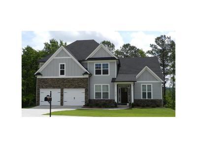Cartersville Single Family Home For Sale: 26 Rock Ridge Court