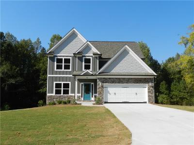 Cartersville Single Family Home For Sale: 34 Rock Ridge Court