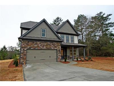 Cartersville Single Family Home For Sale: 23 Rock Ridge Court