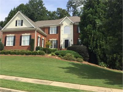 Kennesaw Single Family Home For Sale: 4033 Palisades Main NW