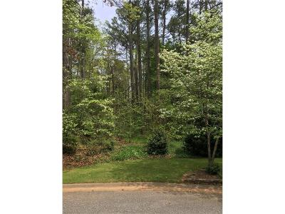 Cartersville Residential Lots & Land For Sale: 13 McKelvey Court NW