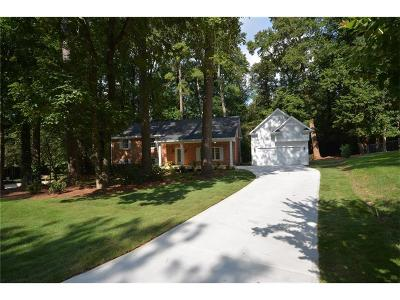 Dunwoody Single Family Home For Sale: 2198 Starcross Court
