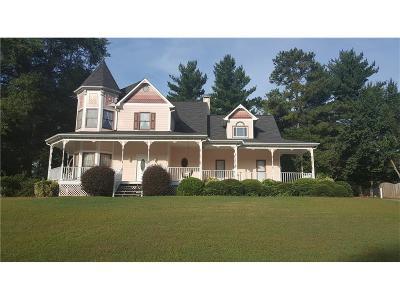 Hiram Single Family Home For Sale: 90 Cotton Mill Drive