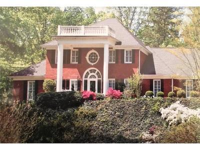 Duluth Single Family Home For Sale: 3430 Highgate Hills Drive NE