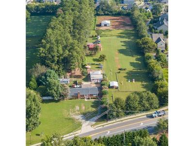 Milton Residential Lots & Land For Sale: 12580 Crabapple Road