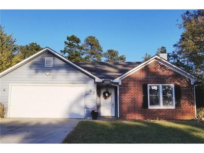 Loganville Single Family Home For Sale: 3324 Piney Way