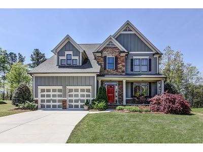 Cartersville Single Family Home For Sale: 40 Aspen Lane SE