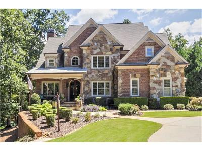 Buford Single Family Home For Sale: 6031 Shadburn Ferry Road