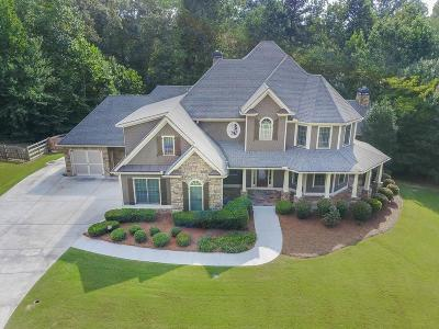 Canton Single Family Home For Sale: 834 Waterford Estates Manor