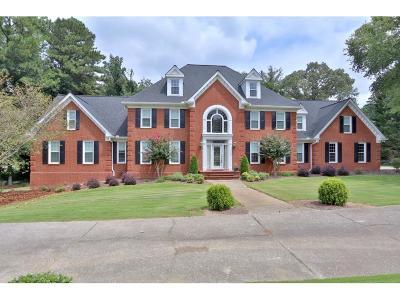 Snellville Single Family Home For Sale: 1196 Bridgewater Walk