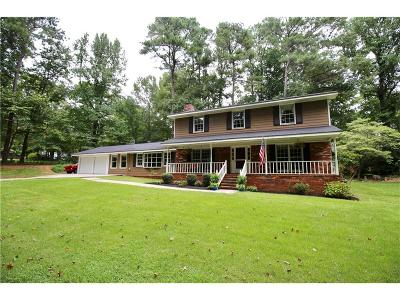 Snellville Single Family Home For Sale: 1966 Crescent Drive