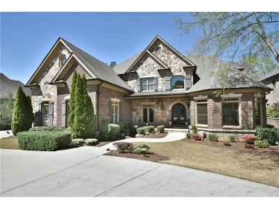 Duluth Single Family Home For Sale: 8775 Colonial Place