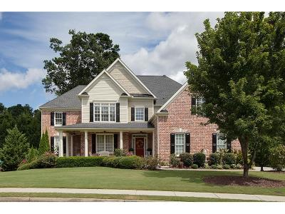 Dacula Single Family Home For Sale: 2552 Floral Valley Drive