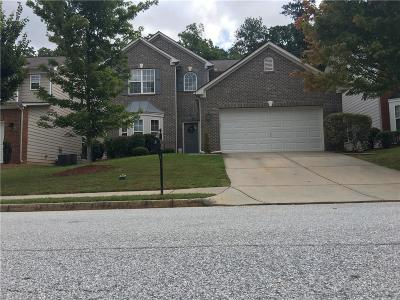 Single Family Home For Sale: 7775 Parkside Drive
