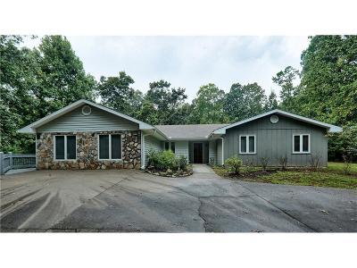 Calhoun Single Family Home For Sale: 391 Pioneer Drive NW